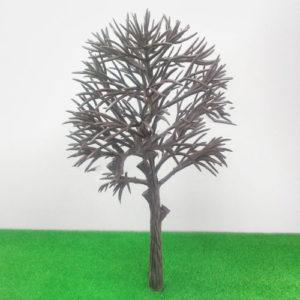 cây khô mô hình chưa lá
