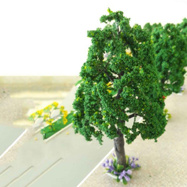 cây mô hình