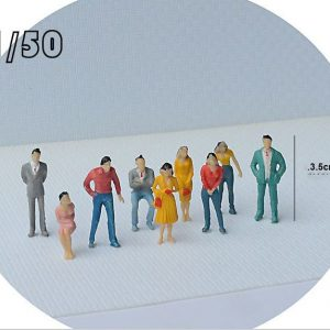Mô hình người cao 3.5 cm