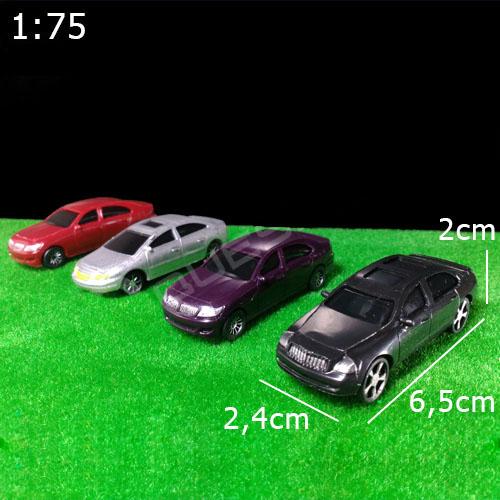 xe mô hình