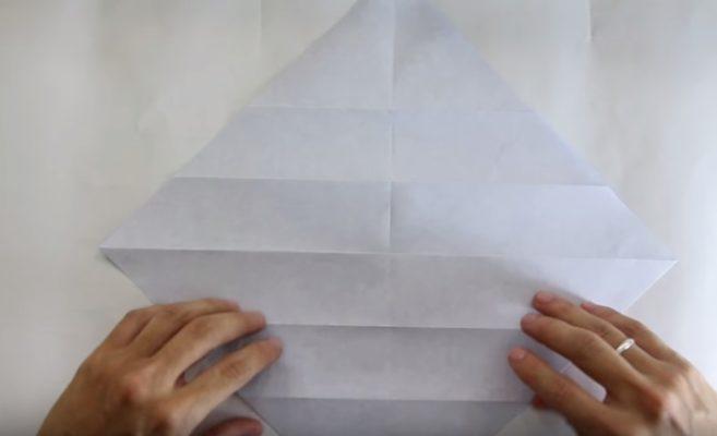 Cách gấp con gấu trúc bằng giấy Origami h1