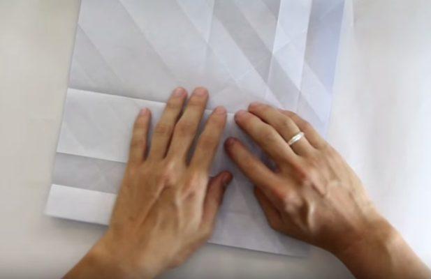 Cách gấp con gấu trúc bằng giấy Origami h2