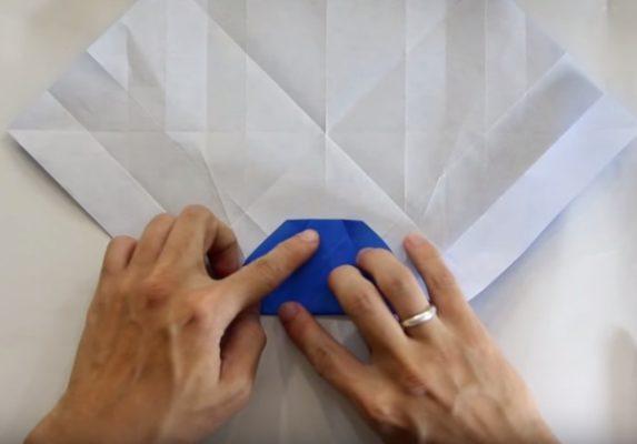 Cách gấp con gấu trúc bằng giấy Origami h3