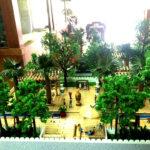 Cửa hàng bán cây xanh mô hình kiến trúc tại TP HCM