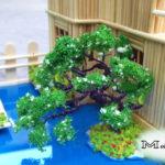 8 bước Cách làm cây mô hình kiến trúc đơn giản
