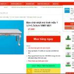 Hướng dẫn thanh toán khi mua sản phẩm trên Liti