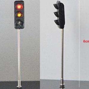 Đèn đường giao thông mẫu 1