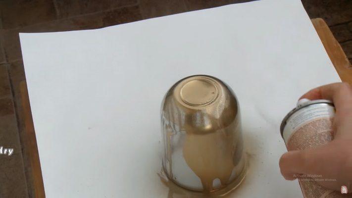 Hướng dẫn làm nến từ vỏ trứng và keo sữa