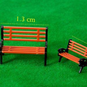 Ghế trang trí công viên