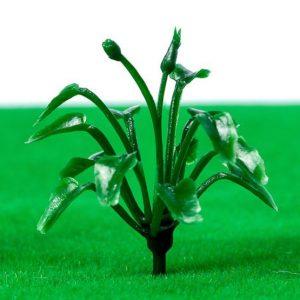 lá hoa trang trí mô hình loại 2