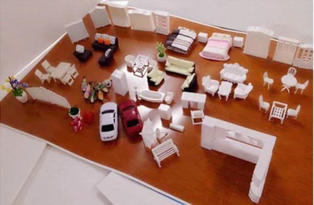 Một số mẫu mô hình nội thất sắp được cập bến tại LITI