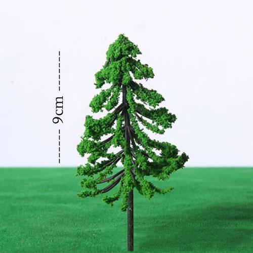 cây mô hình có lá mẫu vm04-n51