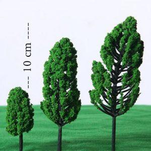 Cây mô hình có lá cao 10cm mẫu VM04-N52