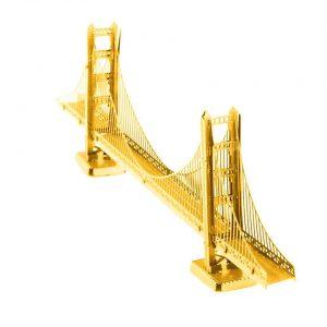 mô hình cầu công vàng