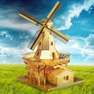 Mô hình cối xoay gió WINDMIL