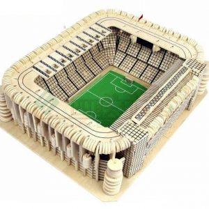 Mô hình sân vận động WOrd Cup 2018