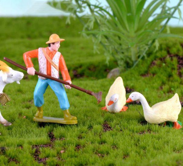 Mô hình người nông dân làm vườn