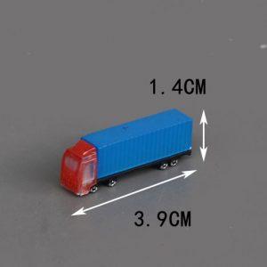 Xe tải container mô hình mẫu 1:200 VM01-H13