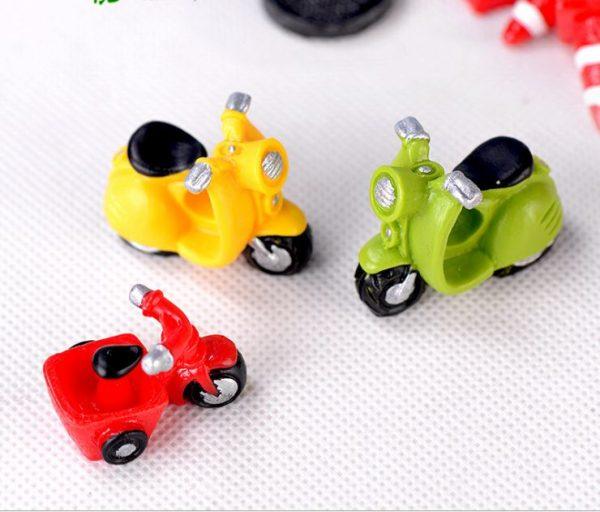 Mô hình xe vespa mini