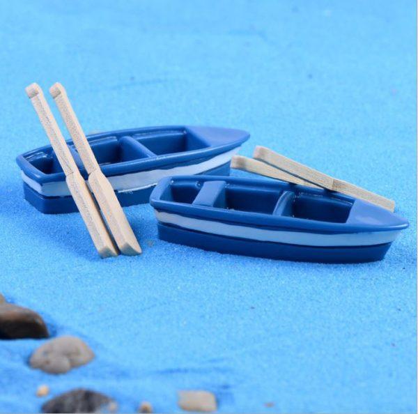 Thuyền mô hình 2 mái chèo