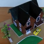 Hướng dẫn làm nhà biệt thự bằng bìa carton