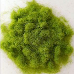 Sợi cỏ màu xanh 8mm